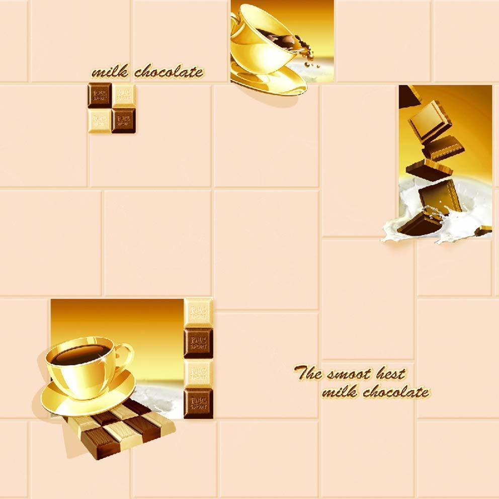 Шоколад.  Влагостойкие обои. Флексопечать.