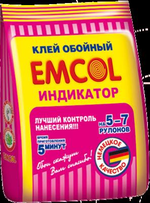 Клей для обоев индикатор Emcol