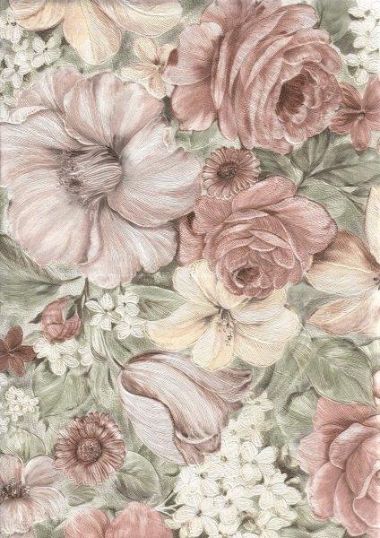 Bagatelle. Артикул: 1110-хх. Очень красивые цветочные обои.