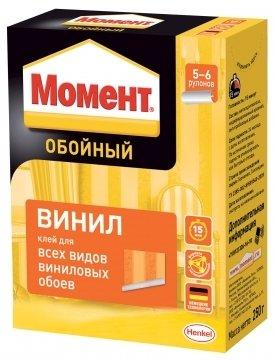 """Клей обойный """" Момент Винил"""""""