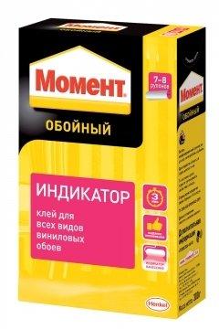 Клей обойный Момент Индикатор.