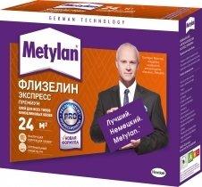 Клей Metylan флизелин экспресс премиум.