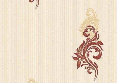 Валенсия. Настенные обои. Виниловые на бумажной основе. Варианты цветов: красный, кофейный, бежевый, сиреневый, черный.