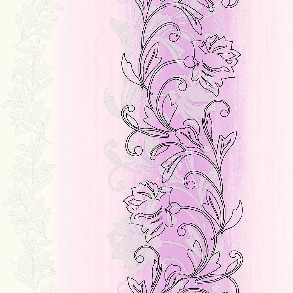 Прадо -2. Артикул: 722-X. Влагостойкие виниловые обои. Виниловые профильные, химтиснение. Размер: 0,53x10м. Варианты цветов: светло-лиловый, коричневый, светло-салатовый.