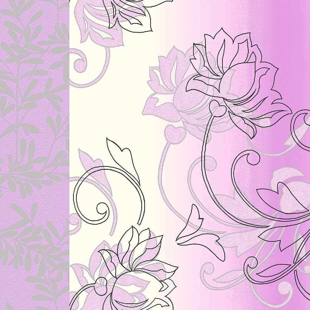 Прадо. Артикул: 722-X. Виниловые обои в интерьере. Виниловые профильные, химтиснение. Размер: 0,53x10м. Варианты цветов: светло-лиловый, коричневый, светло-салатовый.