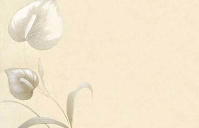 Галина Флорал. Артикул: 1070Х, 1080Х. Обои с листьями на стену, горячее тиснение.