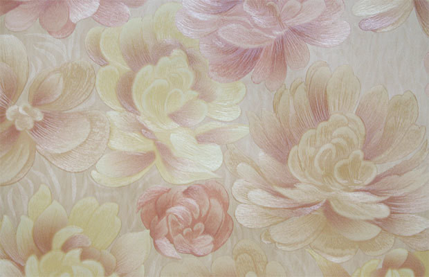 Эстель. Артикул: 1163Х.  Эстель-фон. Артикул: 3053Х. Обои стильные для спальни, горячее тиснение. Варианты цветов: розовый, венге, бежевый.