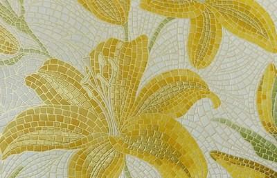 Офелия. Артикул: 9160Х, 9170Х обои для стен (цветы крупные) на бумажной основе, ингибирование.