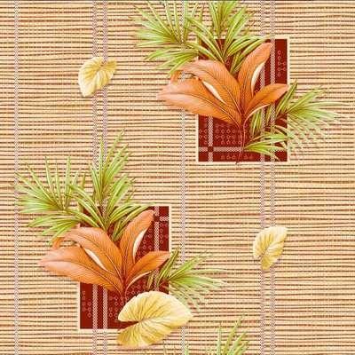 Парадиз-1. Артикул: 467-XX.  Обои для прихожей в квартире и других помещений . Флексопечать. Варианты цветов: бежевый.