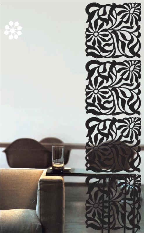 Арт. DECO 033. Декоративные отделочные стеновые панели  .  Размеры: 40х40  см. Количество: 4 элементов. Материал: ПВХ.