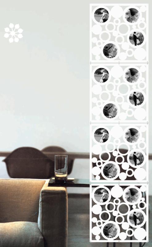 Арт. DECO 105. Декоративные настенные панели.  Размеры: 40х40  см. Количество: 4 элементов. Материал: ПВХ.