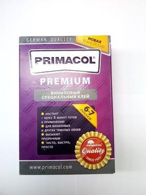 Клей для виниловых обоев Primakol Premium Винил 200 гр.