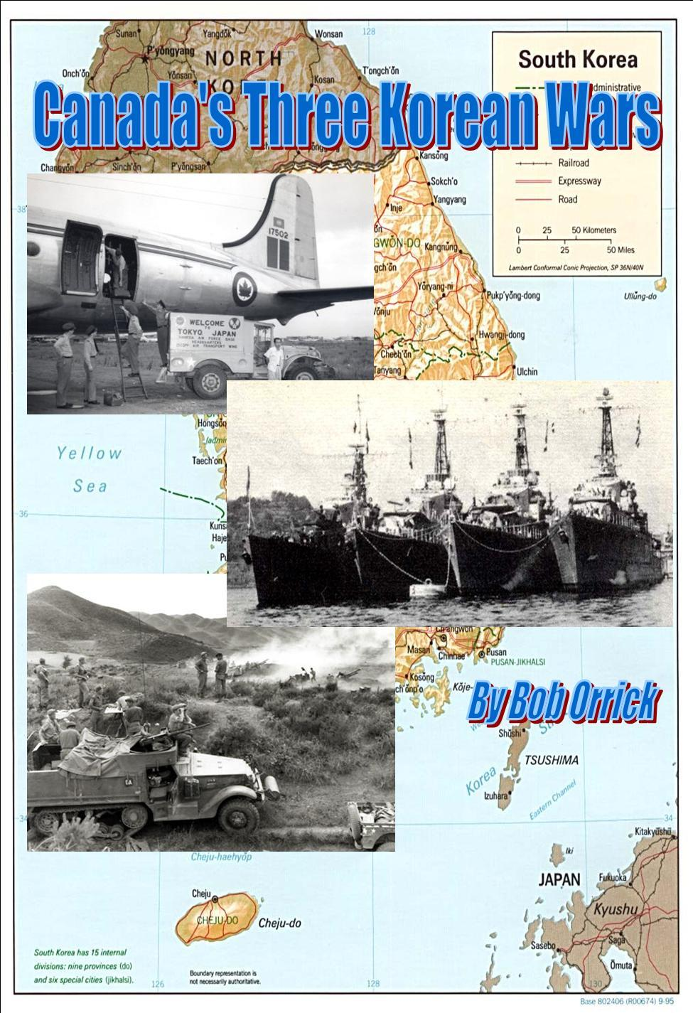 Canada's Three Korean Wars (PDF) 978-1-894147-19-4