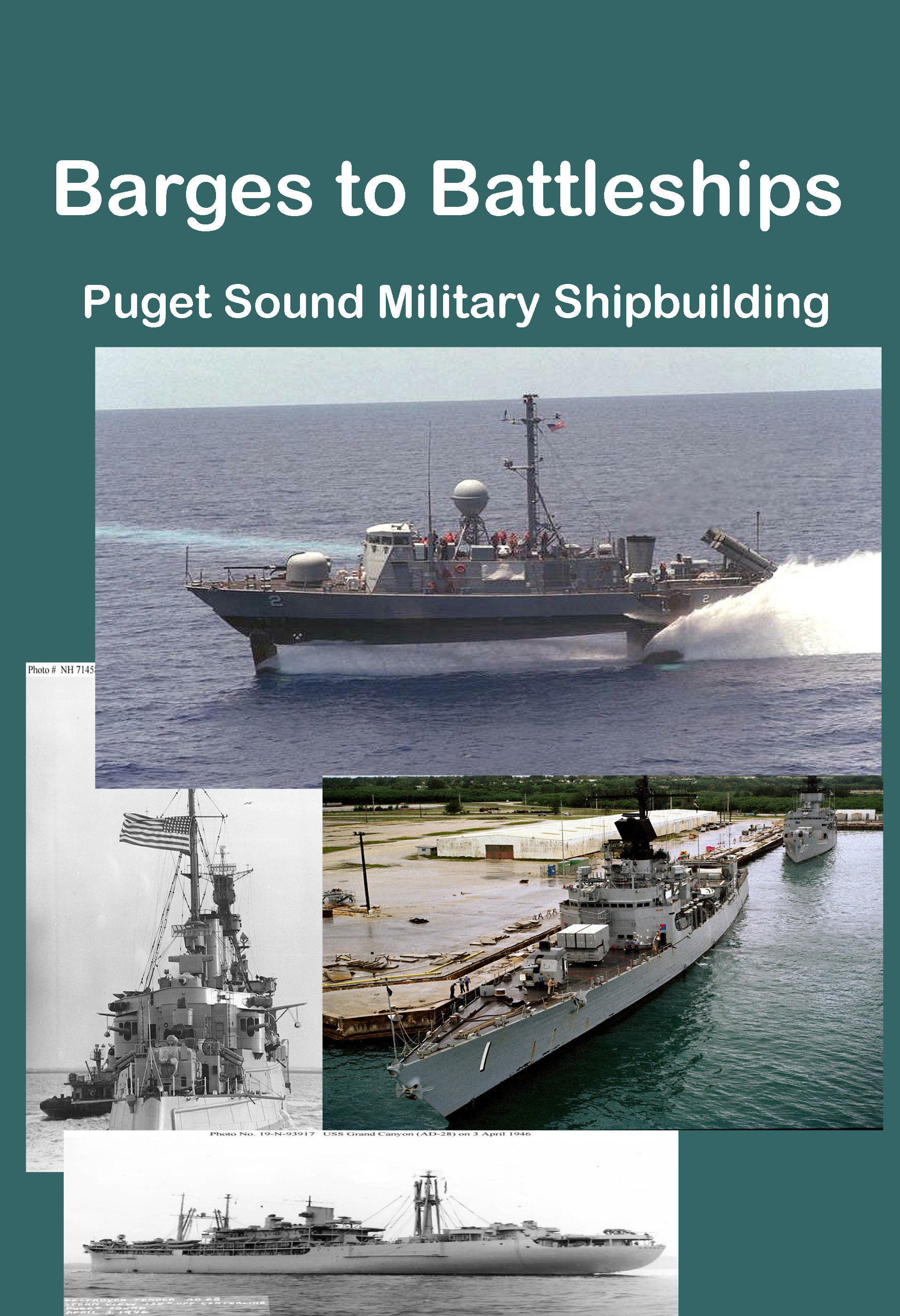 Barges to Battleships 00000