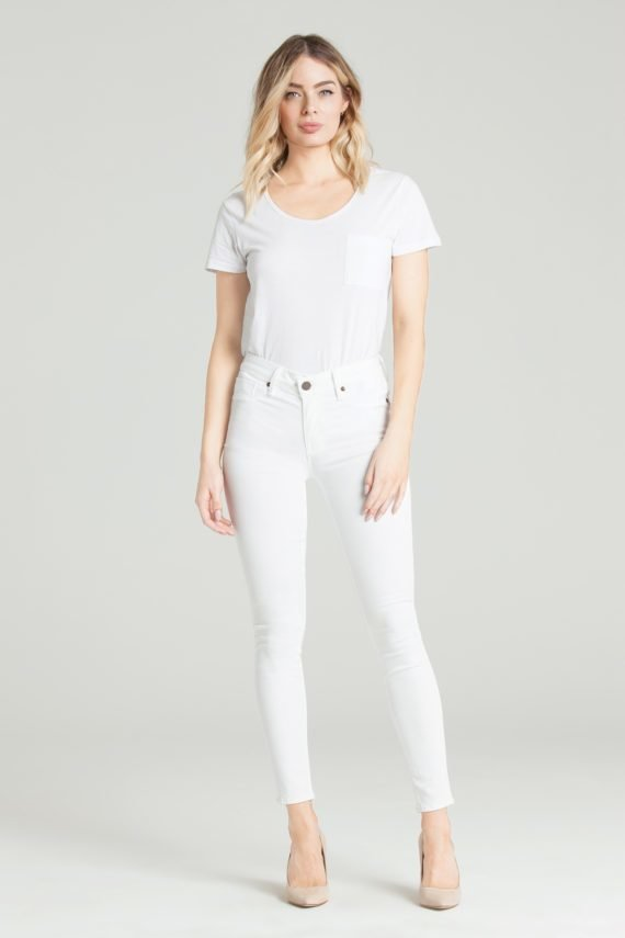 Ava Skinny - Eternal White