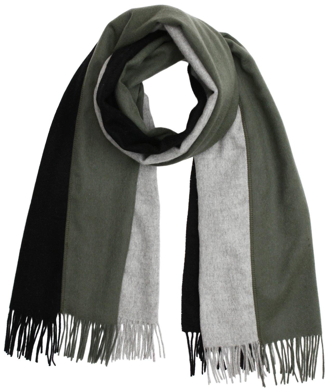 Donni Trio - Black Grey and Olive Green
