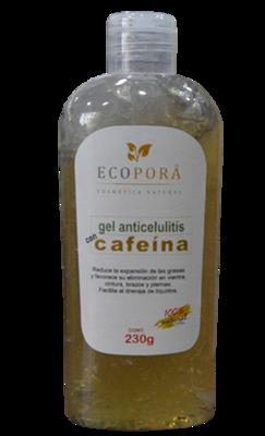 Gel Anticelulitis con Cafeína 240g
