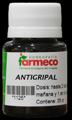 Antigripal Tabletas