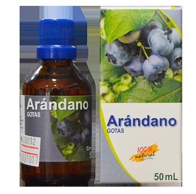 Arándano (gotas 50cc)