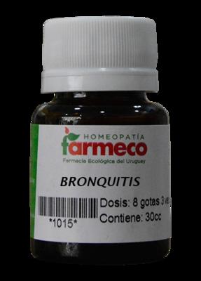 Bronquitis gotas 30cc
