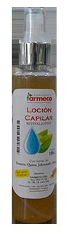 Caída de Cabello Loción (romero, quina, nogal y ortiga)