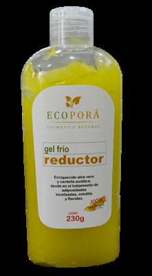 Gel Frío Reductor con Centella Asiática 230g