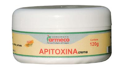 Apitoxina Crema 120g