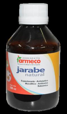 Jarabe Natural Miel y Eucaliptus 100cc