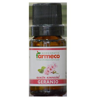 Geranio Aceite Esencial 10cc