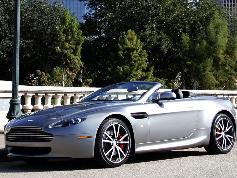 Aston Martin Vantage Roadster N420