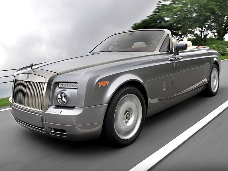 Rolls Royce Drophead Convertible