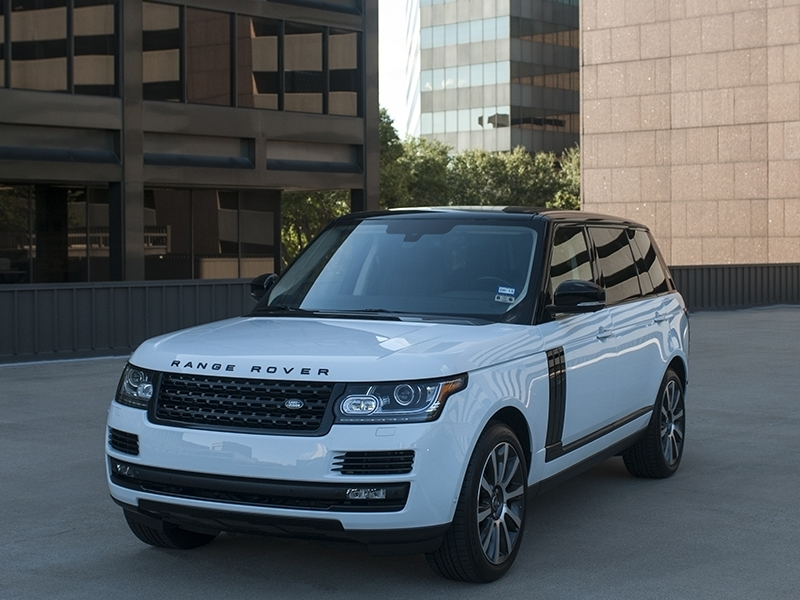 Range Rover Supercharged - Autobiography