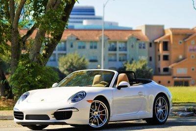 Porsche Carrera S Convertible