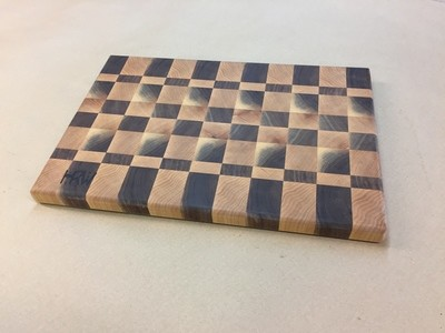 The Whisperer End Grain Cutting Board