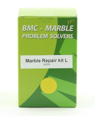 Marble Repair kit EL to fixing marble and granite