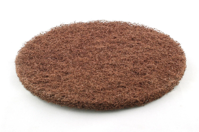 Nylon fiber abrasive pads 7inch