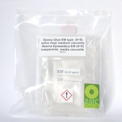 Glue EM single-dose for marble and granite 5+5