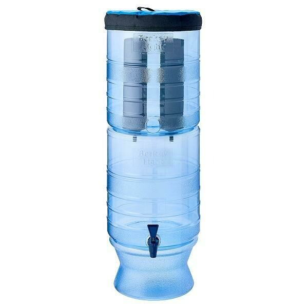 Berkey Clear Water Filter 2 Purifiers Also comes in a 4 Option
