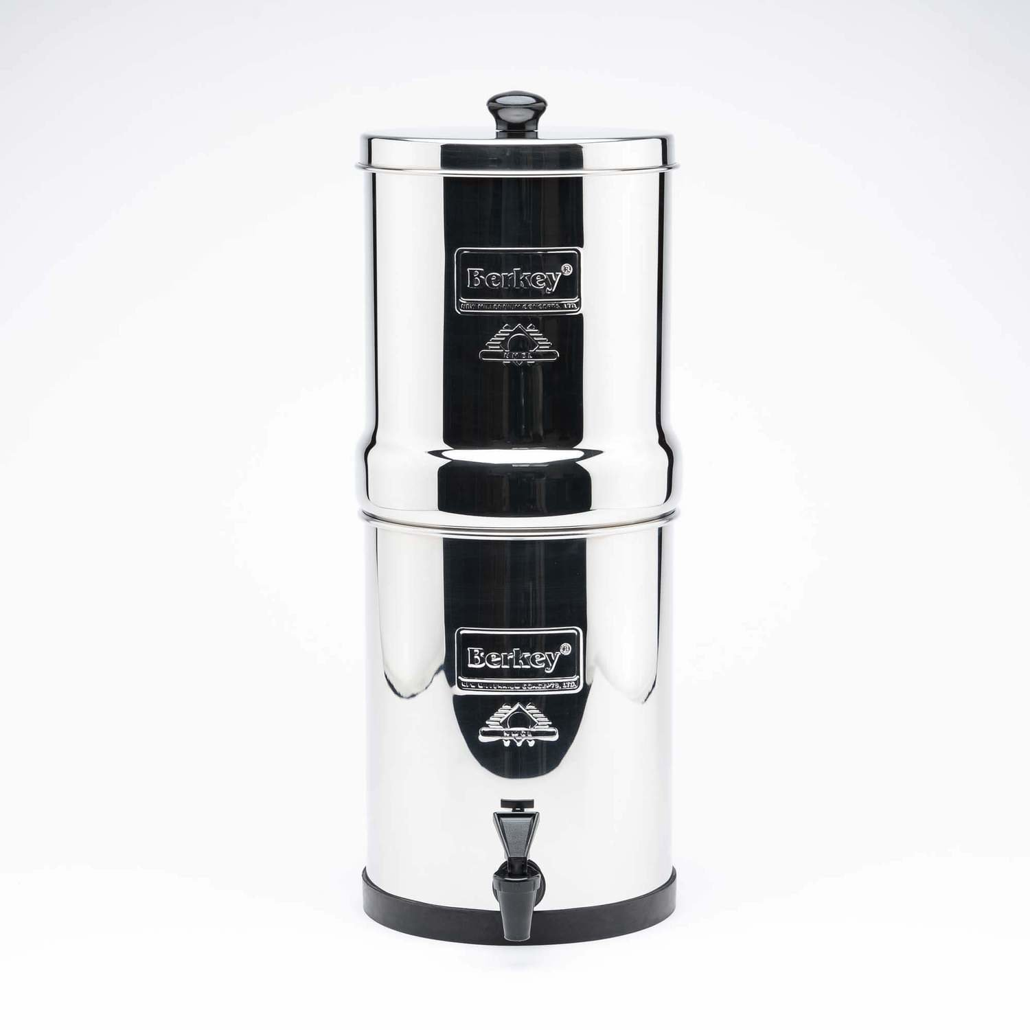 Travel Berkey  Water Filter 5.5 litres comes in 2 filter Option Only  Out of Stock