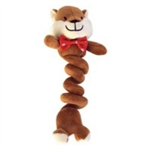 Do Luvz Plush Bungee Toy Chipmunk (RPAL156)