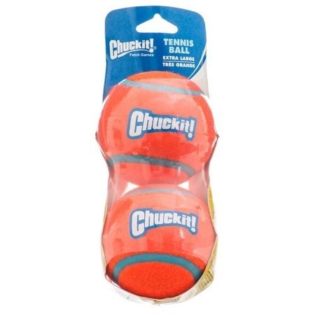 Chuckit Tennis Ball Extra Large 2 pack Shrink Wrap (RPAL-A3)