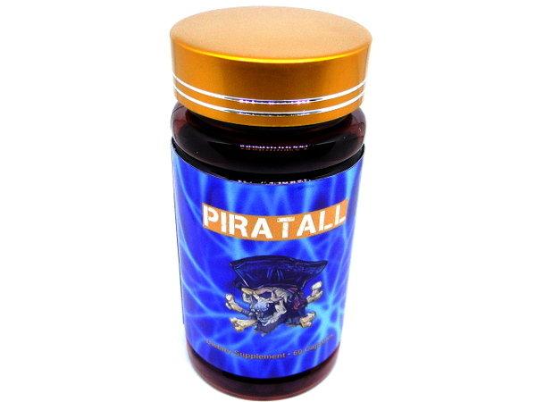 Piratall - 60 Capsules 00840