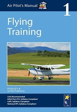 Pooleys Air Pilot's Manual Volume 1 Flying Training APM EASA Book