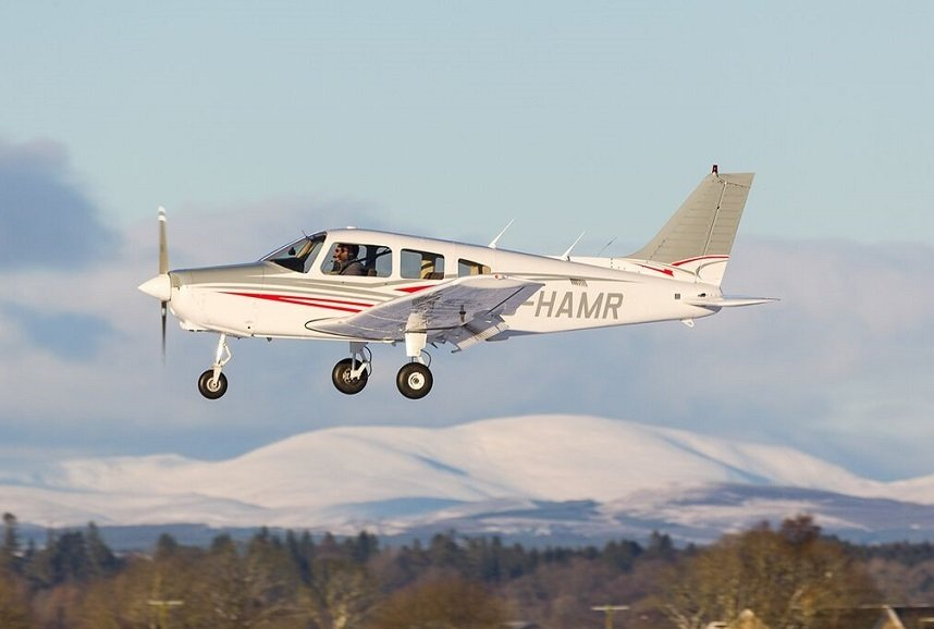 Double Landing Flying Experience for Two Gift Voucher
