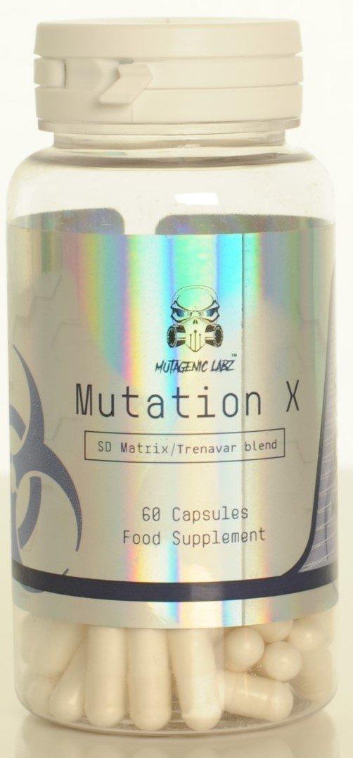 Mutagenic Labz Mutation X