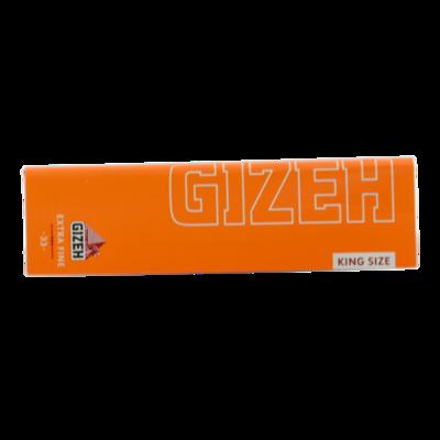 Бумага самокруточная Gizeh King Size Extra Fine (33)