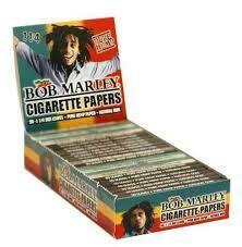 Бумага самокруточная Bob Marley - King Size