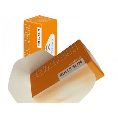 Бумага самокруточная Gizeh Rolls Slim-Extra Fine (5 метров)