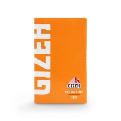 Бумага самокруточная Gizeh Extra Fine100шт