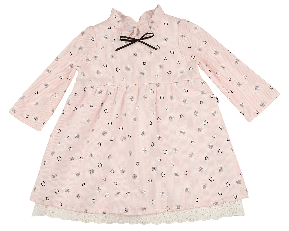 Платье (92-116см) UD 6247(1)розов